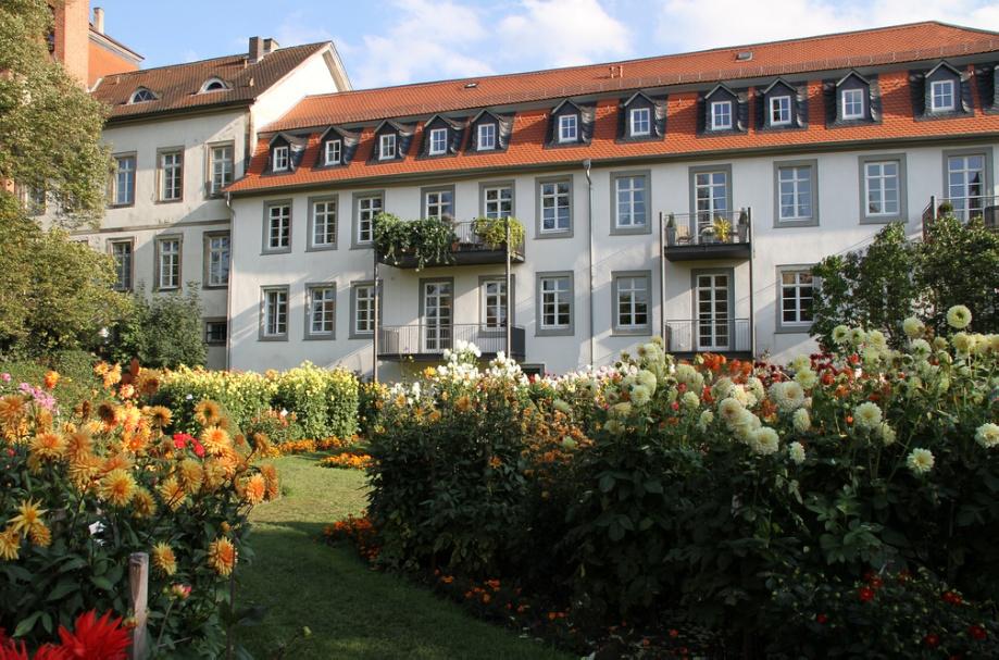 Фульда: сады и парки