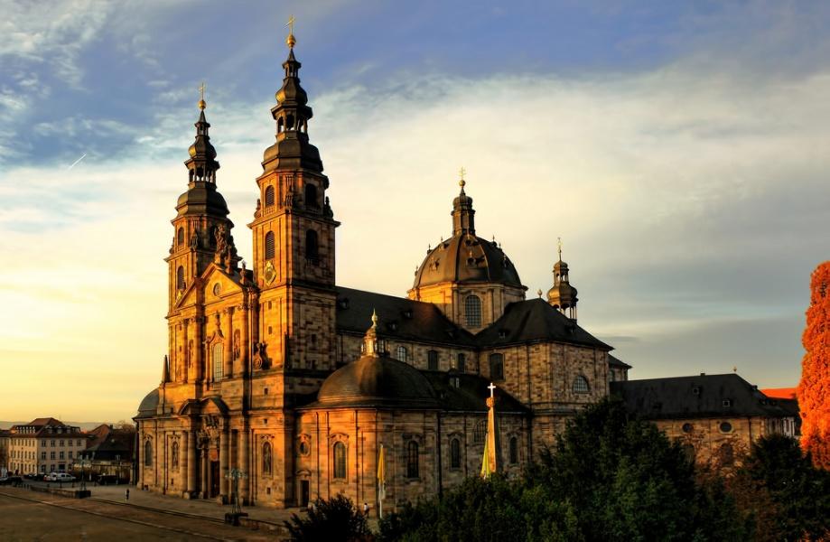 Красивейший собор Германии