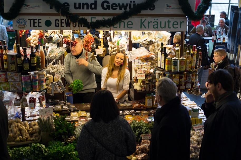 Рынки Германии