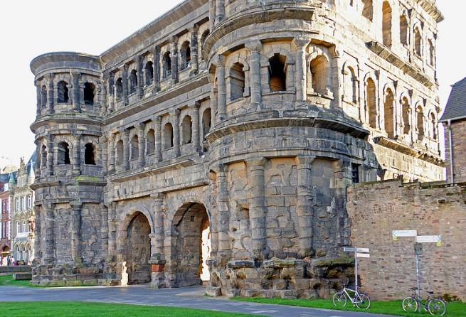Римские городские ворота