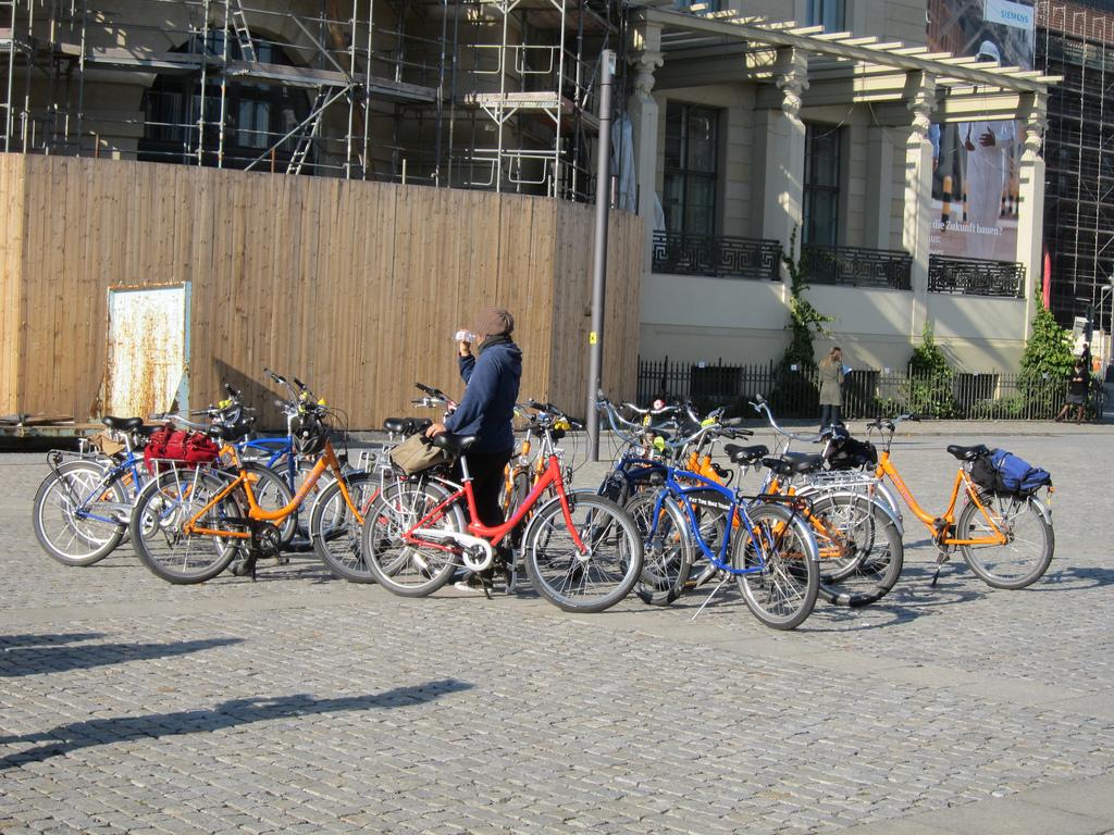 Экскурсионные велосипеды