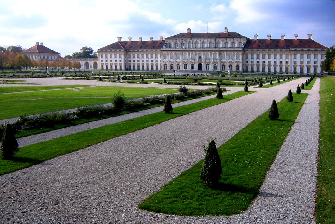 Дворцовый комплекс Шлайсхайм, Германия: самые интересные ...