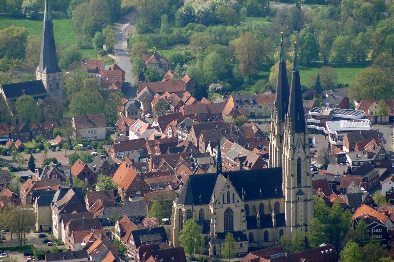 Мюнстерланд, Германия: самые интересные достопримечательности, где вкусно поесть, отзывы туристов