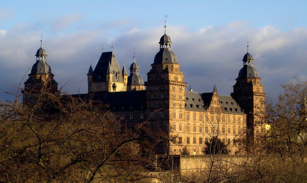 Замок Йоханнисбург