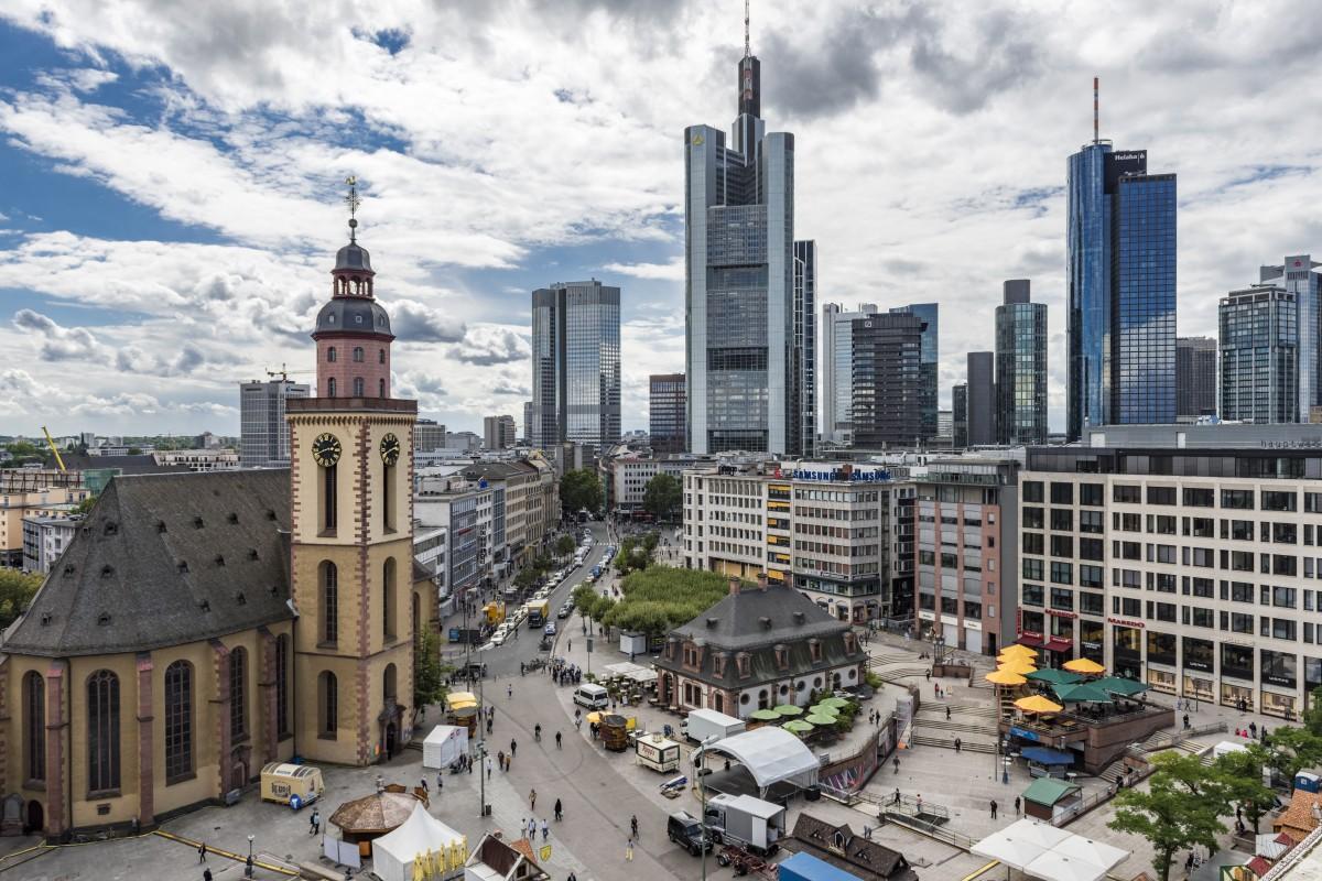 Франкфурт и южная часть бассейна Рейна, Германия: особенности региона, лучшие достопримечательности и маршруты