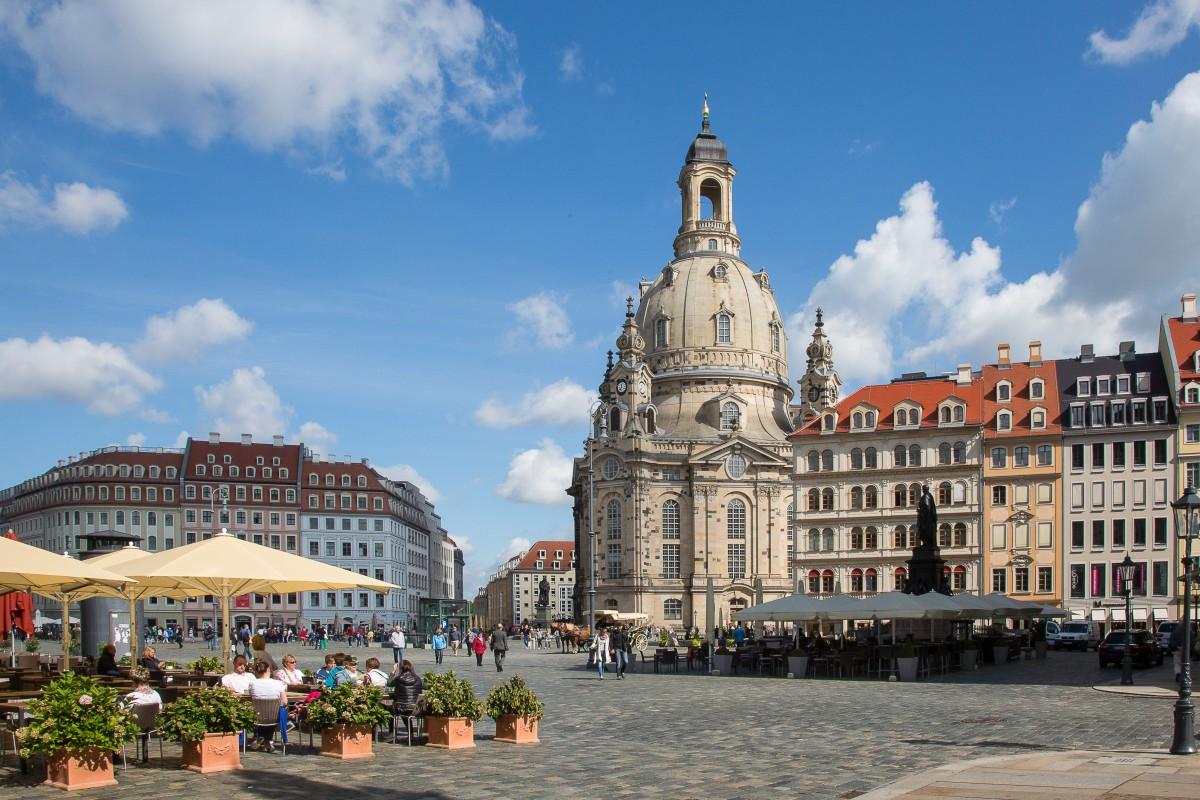 Дрезден за один день — маршрут по достопримечательностям, что посмотреть в Дрездене