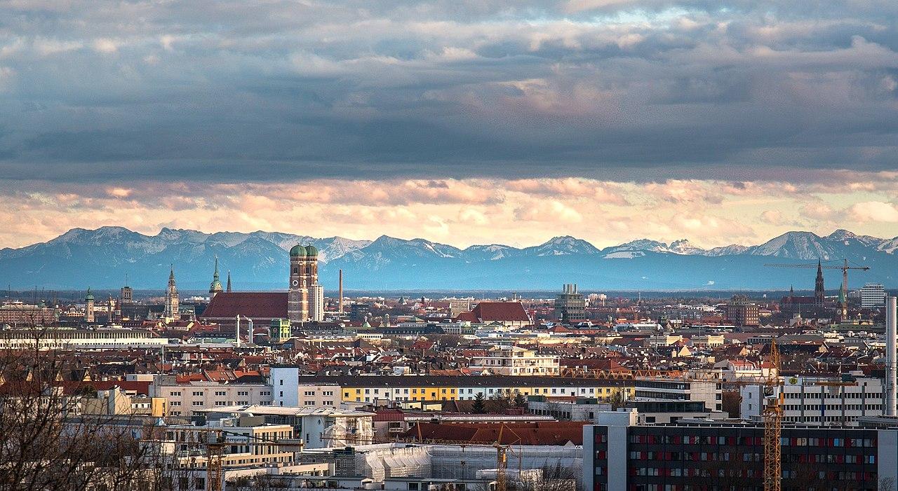 Мюнхен, Германия: особенности региона, достопримечательности, ландшафт, маршруты