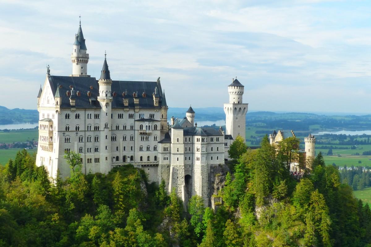 Сказочные и интересные путешествия по Германии с детьми
