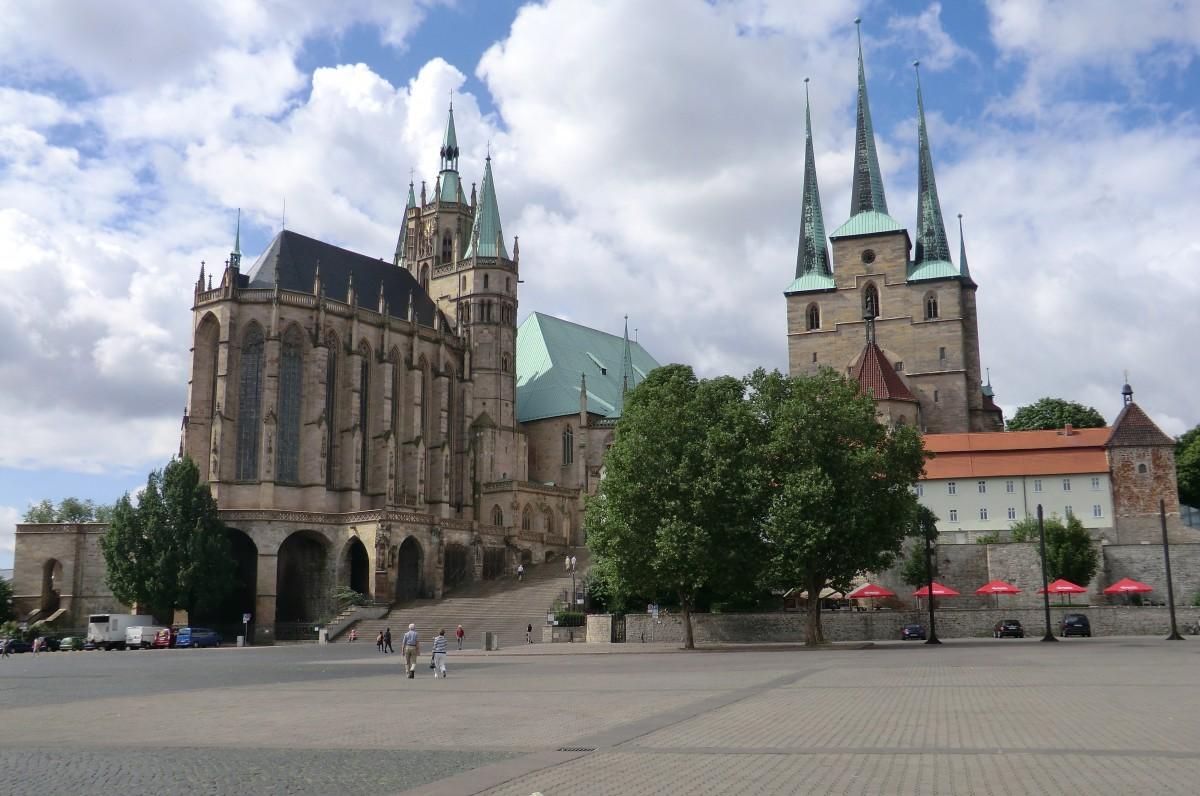 Эрфурт, Германия: зачем стоит поехать, что делать и что посетить, где поесть, советы туристов