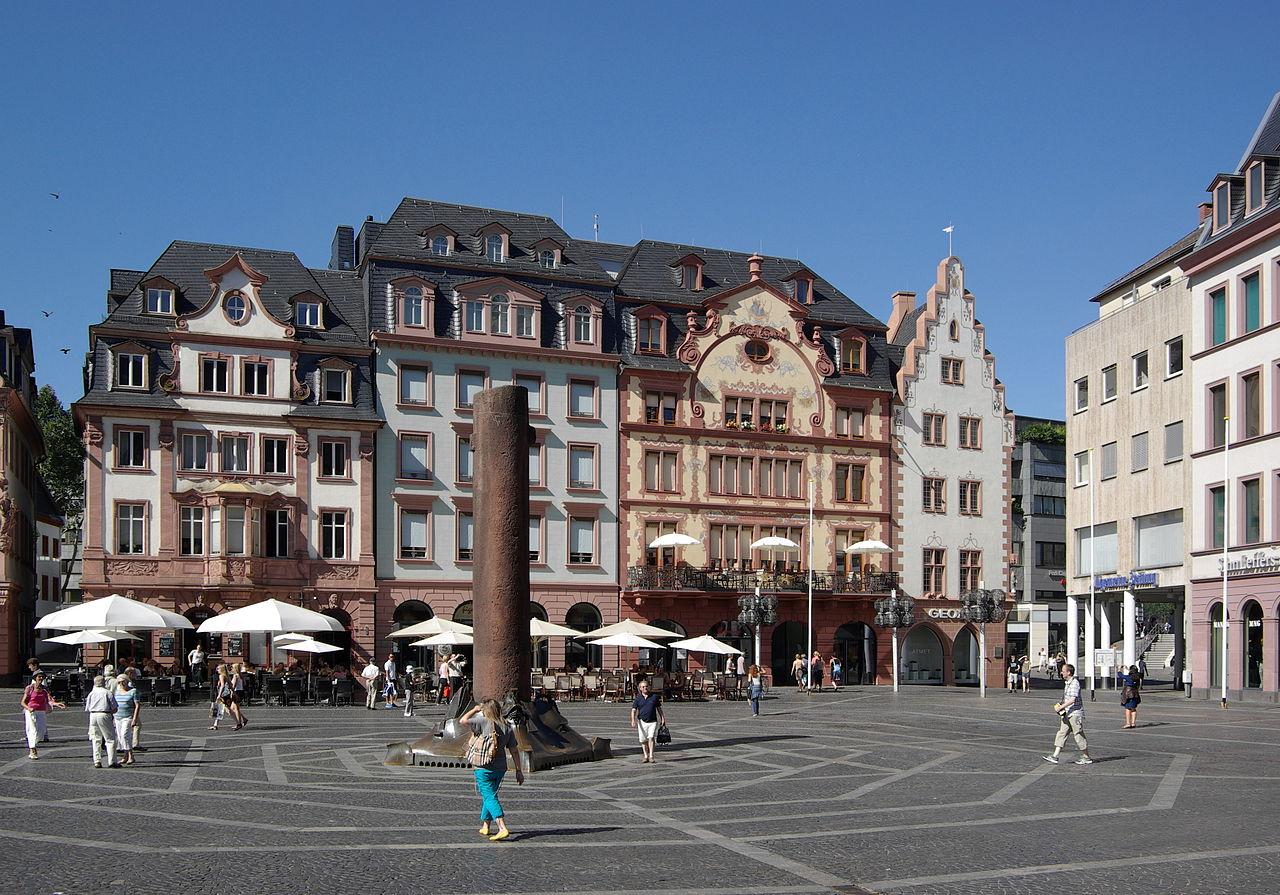 Майнц, Германия: интересные достопримечательности, топ-5 занятий в городе, лучшие рестораны, советы туристов