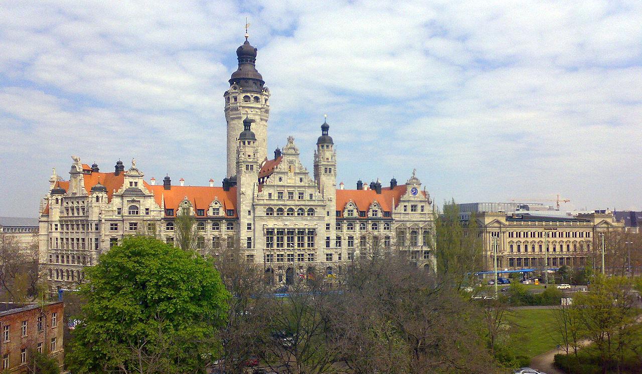 Что посмотреть в Лейпциге? - путешествия и прочее
