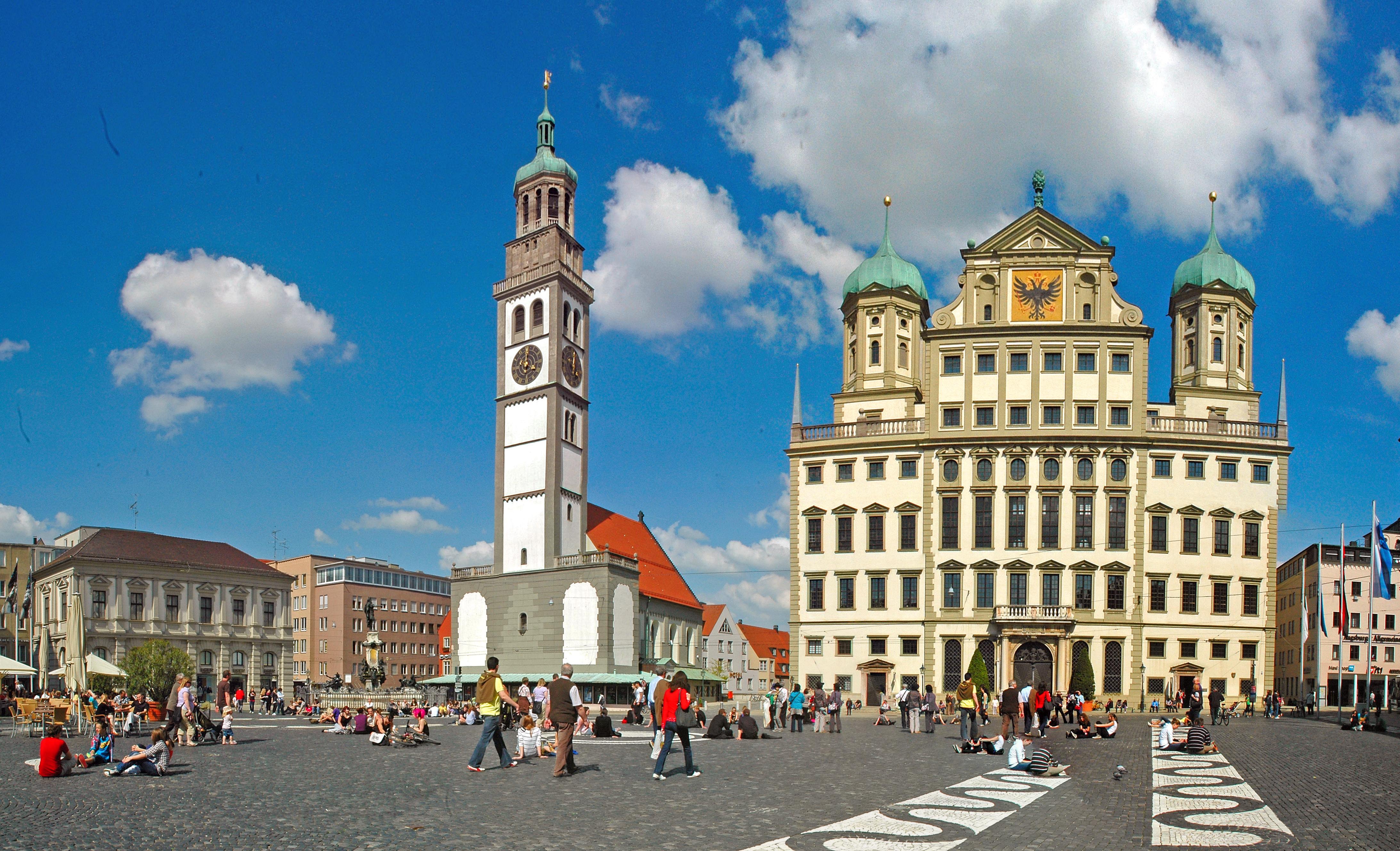 Аугсбург, Германия: зачем ехать, чем заняться, где поесть, советы туристов