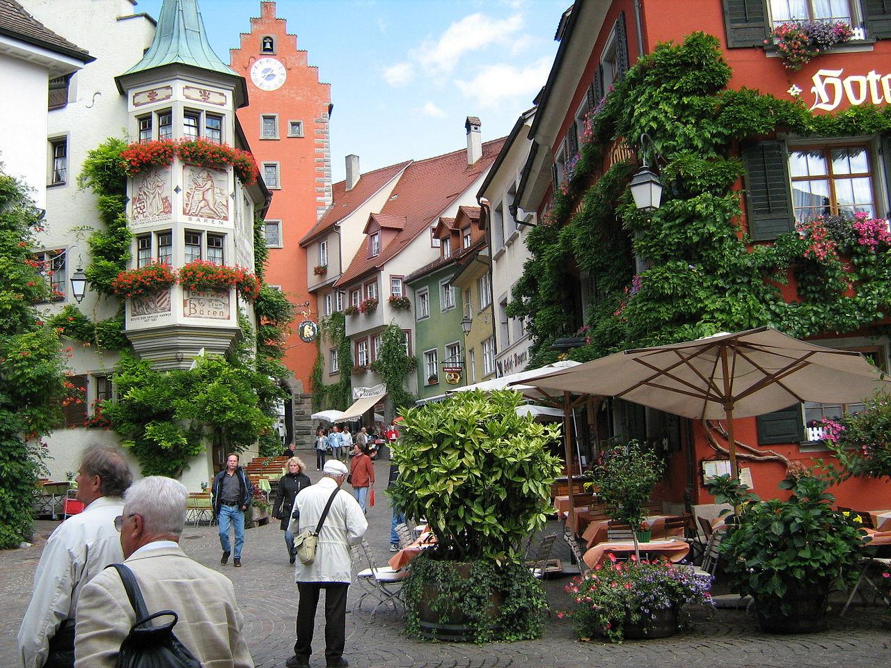 Меерсбург, Германия: главные достопримечательности, интересные места, лучшие рестораны
