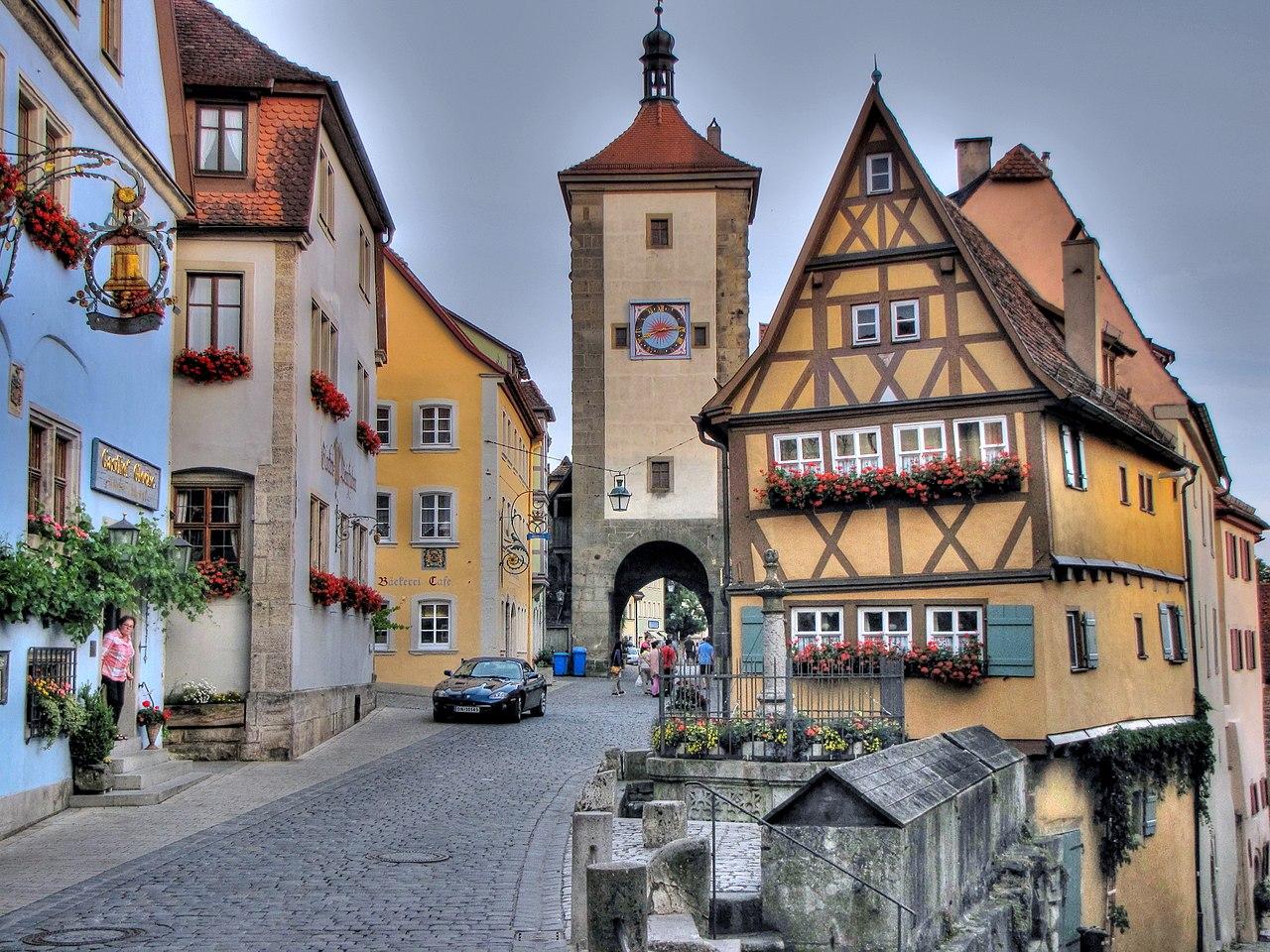 Ротенбург-на-Таубере, Германия: зачем стоит поехать, что делать и что посетить, где поесть, советы туристов