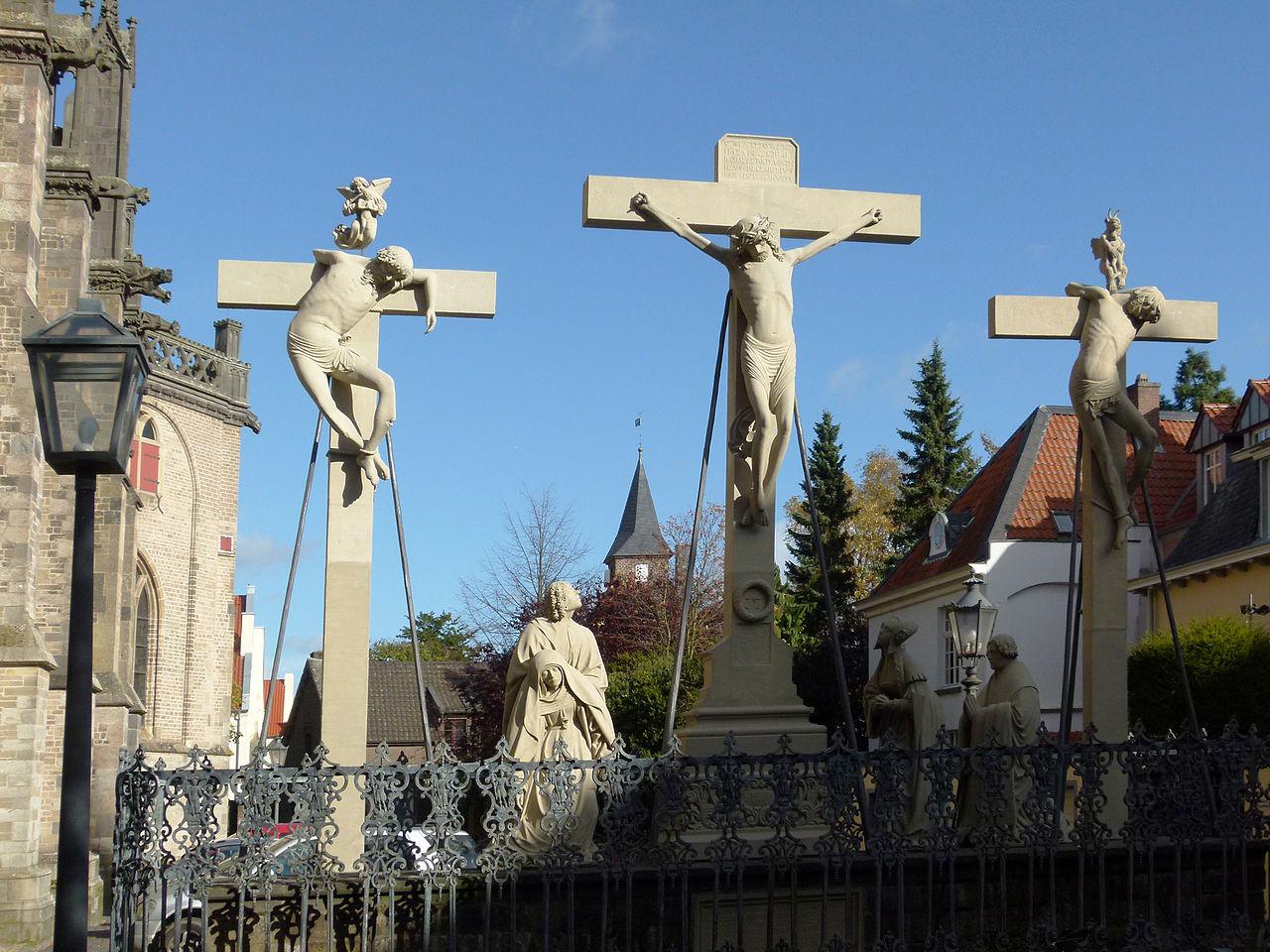 Ксантен, Германия: главные достопримечательности и лучшие рестораны