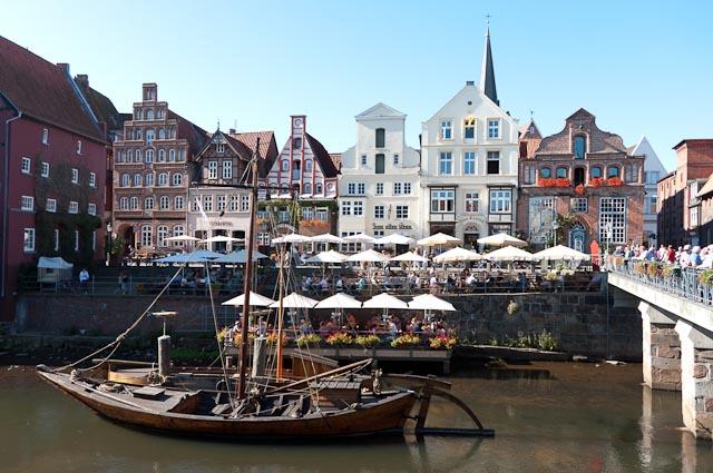 Люнебург, Германия: интересные достопримечательности, куда пойти  и где перекусить, советы туристов