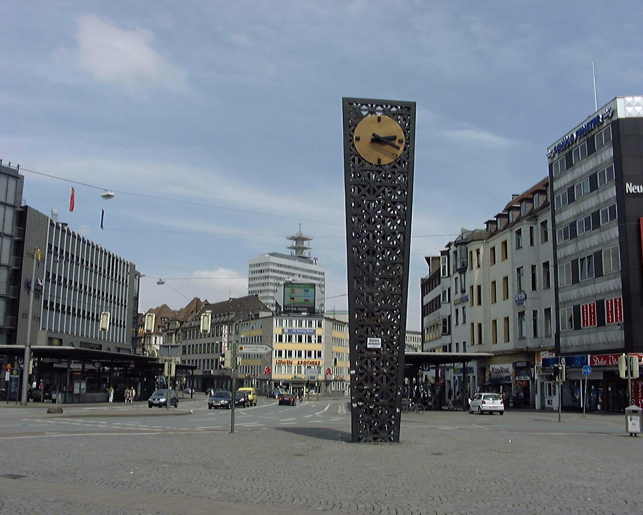 Билефельд, Германия: зачем ехать, чем заняться, где поесть, советы туристов