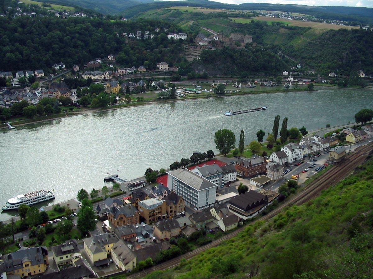Лорелей и Санкт-Гоархаузен, Германия: что смотреть, чем заняться, где пообедать, советы туристов