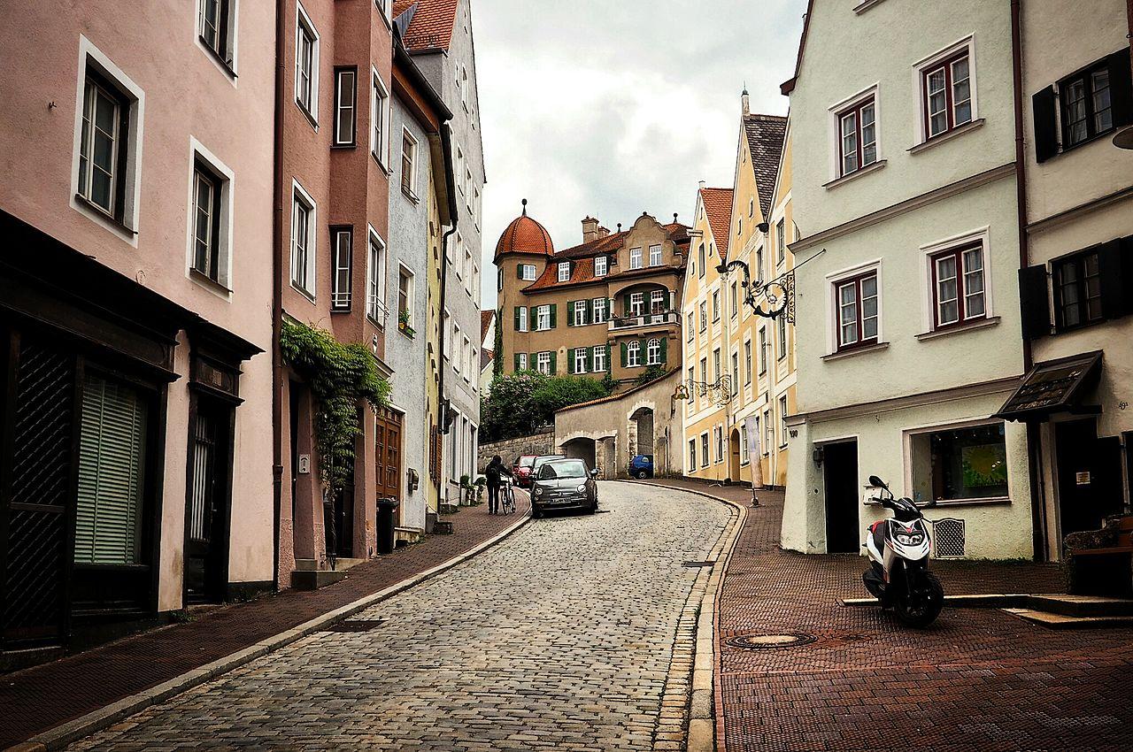 Ландсберг-на-Лехе, Германия: что стоит посмотреть, лучшие рестораны и коронные блюда