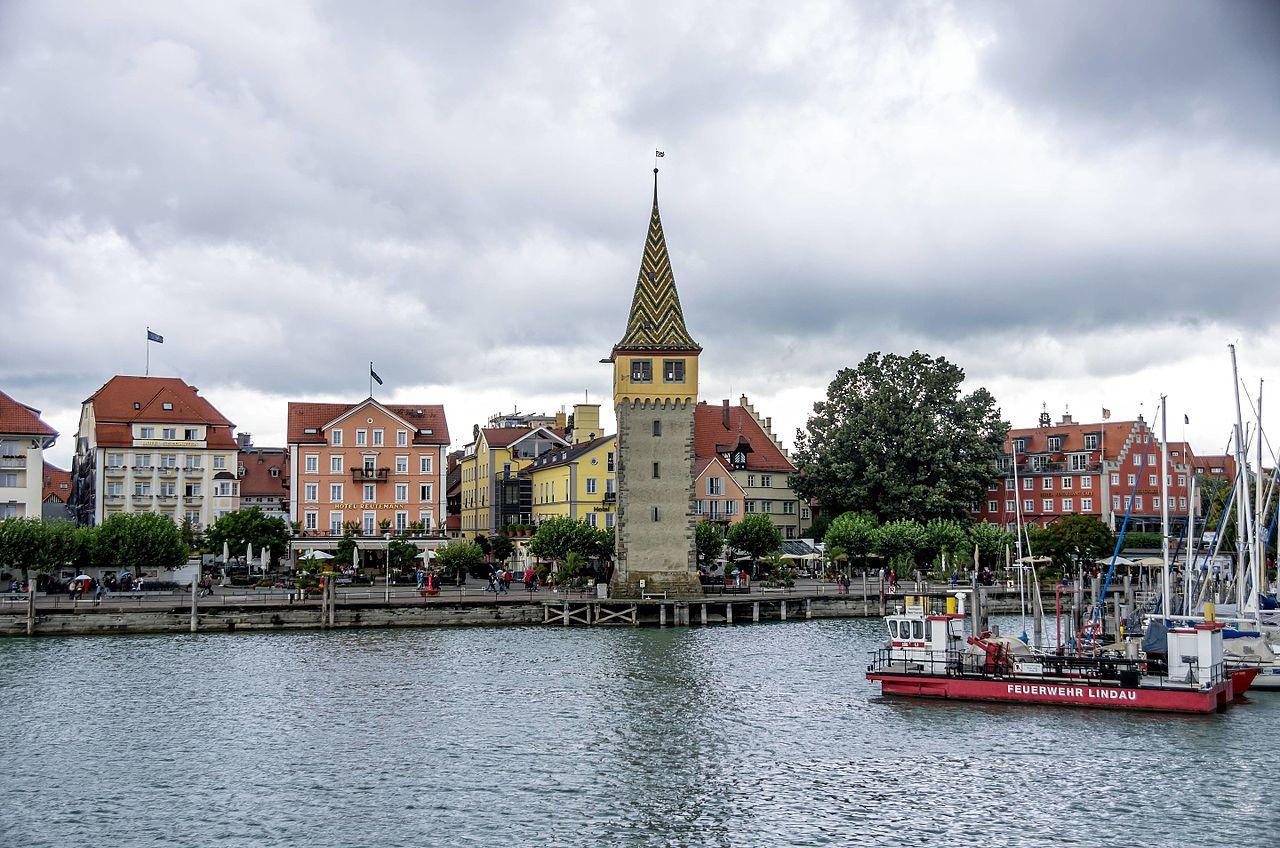 Линдау, Германия: интересные достопримечательности и лучшие места для обеда